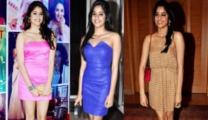 Boney Kapoor thinks daughter Jhanvi is not ready for media attention!