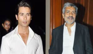 Is Prakash Jha's first film with Shahid Kapoor based on corruption?