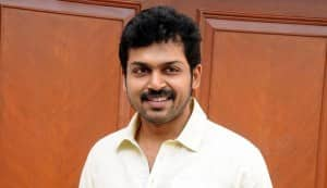 Happy Birthday, Karthi