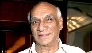 Yash Chopra diagnosed with dengue