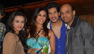 Hina Khan, Karan Mehra, Rajan Shahi celebrate success of 'Yeh Rishta Kya Kehlata Hai'