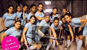 How were Chak De! India's hockey scenes so real?