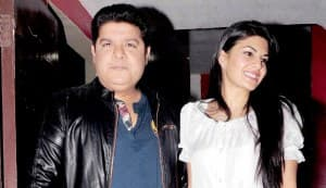 Sajid Khan and Jacqueline Fernandez spotted holding hands at Balak Palak premiere: View pics