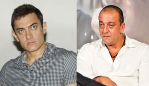 Did Aamir Khan really hurt Sanjay Dutt?