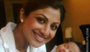 Shilpa Shetty with baby Viaan Raj Kundra: Pic revealed!