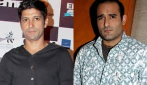 Why is Akshaye Khanna upset with Farhan Akhtar?