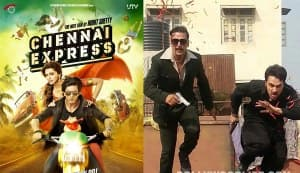 Chennai Express and Once Upon A Time In Mumbaai Again not to release in Pakistan?