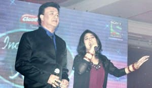 INDIAN IDOL 6: Anu Malik steals Sunidhi Chauhan's spotlight