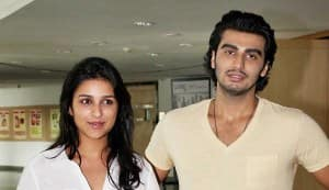 Arjun Kapoor: I hated Parineeti during our training days