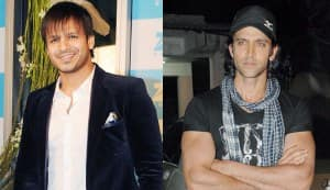 Vivek Oberoi is very excited to work with Hrithik Roshan in Krrish 3