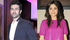 What's cooking between Harman Baweja and Shamita Shetty?