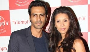 Arjun Rampal to walk Cannes red carpet with wife Mehr