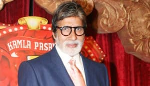 Who made Amitabh Bachchan nervous?