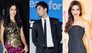 Katrina Kaif or Deepika Padukone: Who has won Ranbir's heart?