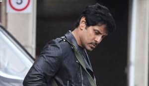 Vikram and Anushka Shetty's Thaandavam passed with U-certificate