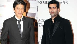 Karan Johar: Shahrukh Khan is not my best buddy!