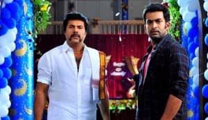 Mammootty replaces Prithviraj in 'Mumbai Police'?