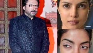Will Sanjay Leela Bhansali pay Hollywood makeup artiste Mark Garbarino for his work on Priyanka Chopra's look for the Mary Kom biopic?