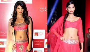 Want a sexy belly piercing like Sonam Kapoor and Priyanka Chopra?