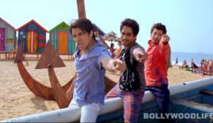 Chashme Baddoor song Har ek friend kamina hota hai: Ali Zafar, Siddharth and Divyendu Sharma woo the same girl