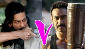 What will you watch this Diwali: Shahrukh Khan's Jab Tak Hai Jaan or Ajay Devgn's Son Of Sardaar?