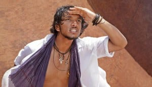 KADAL movie stills: Gautham Karthik and Thulasi Nair not so nervous about their first film