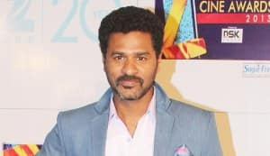 Prabhu Deva, happy birthday