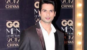 Why did Shahid Kapoor turn into an interior designer?