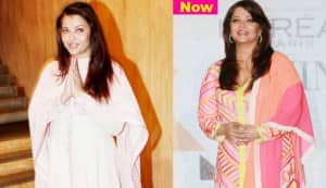 Aishwarya Rai Bachchan gains weight after pregnancy!