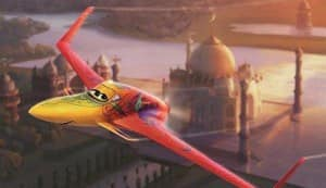Priyanka Chopra as aircraft Ishani in Hollywood animation film Planes: First look