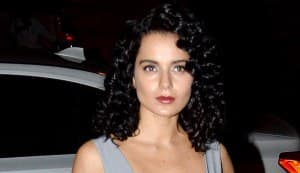 Kangna Ranaut refuses to get tattooed on her cleavage!