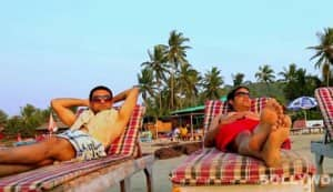 Go Goa Gone song Slowly slowly: Saif Ali Khan, Kunal Khemu, Vir Das party with drugs and women
