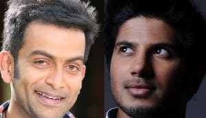 Prithviraj to have a face-off with Dulquar Salman