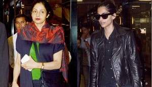 Sonam Kapoor or Sridevi: Who's a bigger airport style disaster?