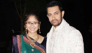 Aamir Khan's P.K. to have wife Kiran Rao in a cameo?