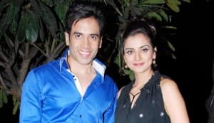 Tusshar Kapoor and Kulraj Randhawa make an appearance at Times Rewards Awards
