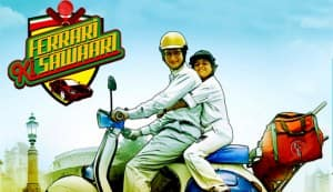 FERARRI KI SAWAARI: first look