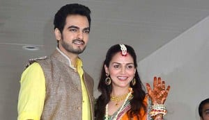 To be-wed Esha Deol looks exhausted, no?