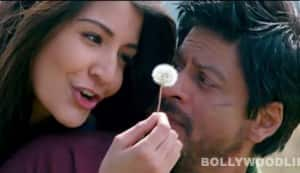 Jab Tak Hai Jaan song Jiya re making: Shahrukh Khan and Anushka Sharma have fun!