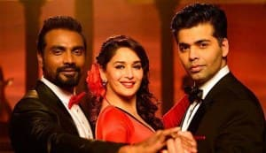 Jhalak Dikhhla Jaa 6 first look promo: Madhuri Dixit, Remo D'Souza and Karan Johar shake a leg to One two cha cha cha