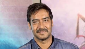 Ajay Devgn cannot quit smoking during Son of Sardaar!