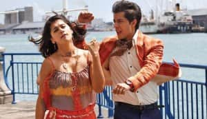 Chashme Baddoor song video: Dhichkyaaon doom doom – Why are Ali Zafar and Taapsee Pannu firing bullets?