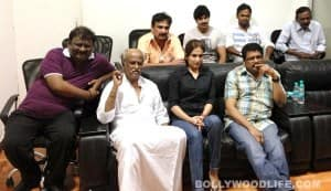 Rajinikanth's Kochadaiyaan post-production in London, LA, Hong Kong