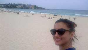 In Focus: Gauhar Khan vacationing all alone in Australia