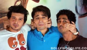 Chashme Baddoor trailer: Ali Zafar, Siddharth and Divyendu Sharma make for a funny trio!