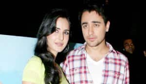 Katrina, Imran shake booty at 'Mere Brother Ki Dulhan' music launch
