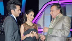 Riteish-Genelia promote 'Tere Naal Love Ho Gaya' on 'Dance India Dance 3′