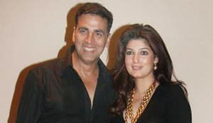 What is Akshay Kumar-Twinkle Khanna's daughter's name?