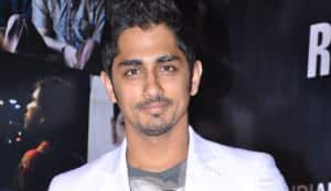 Siddharth banned after '180′ tweet