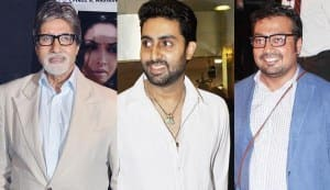 Will Amitabh and Abhishek Bachchan act in an Anurag Kashyap film?